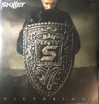 VINIL Universal Records Skillet - Victorious