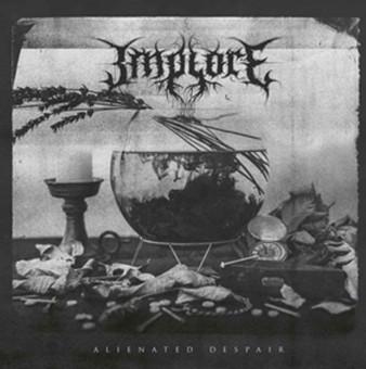 VINIL Universal Records Implore - Alienated Despair