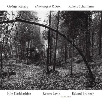 CD ECM Records Kim Kashkashian - Kurtag / Schumann: Hommage a R. Schumann