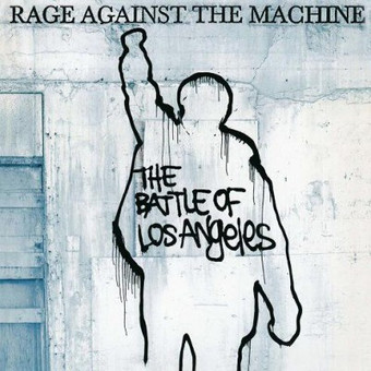 VINIL Universal Records Rage Against The Machine - The Battle Of Los Angeles
