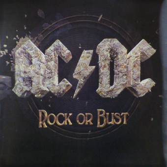 VINIL Universal Records AC/DC - Rock Or Bust