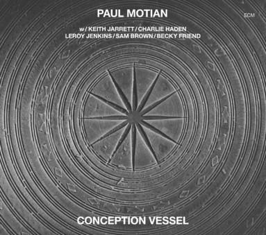 CD ECM Records Paul Motian: Conception Vessel