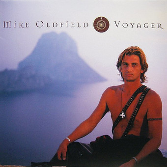 VINIL Universal Records Mike Oldfield - Voyager