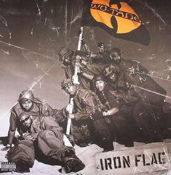 VINIL Universal Records Wu-Tang Clan - Iron Flag