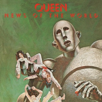 VINIL Universal Records Queen News Of The World