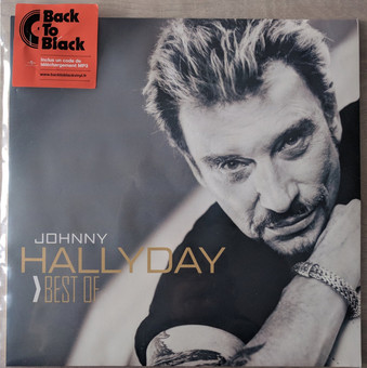 VINIL Universal Records Johnny Hallyday - Best Of