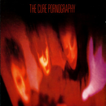 VINIL Universal Records The Cure - Pornography