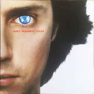 VINIL Universal Records Jean Michel Jarre - Magnetic Fields