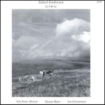 VINIL ECM Records Sidsel Endresen: So I Write