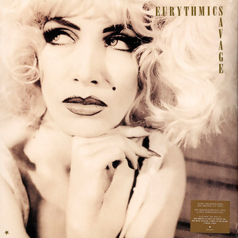 VINIL Universal Records Eurythmics - Savage (180g Audiophile Pressing)
