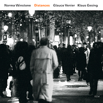 CD ECM Records Norma Winstone: Distances