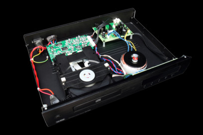 CD Player BC Acoustique EX-602 Negru