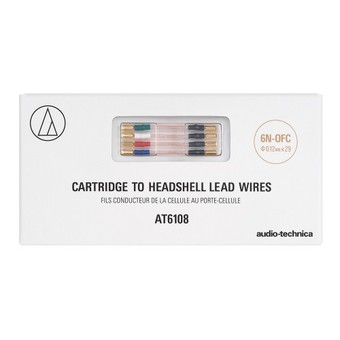 Audio-Technica AT6108 Cartridge To Headshell Lead Wire