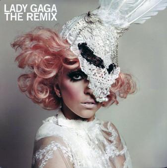 VINIL Universal Records Lady Gaga - The Remix