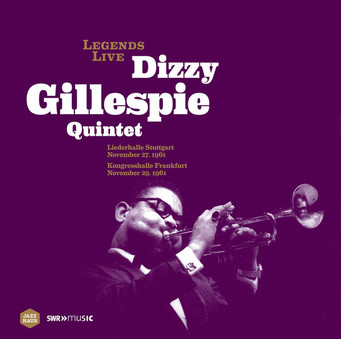 VINIL Universal Records Dizzy Gillespie Quintet - Legends Live
