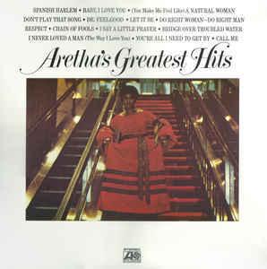 VINIL Universal Records Aretha Franklin - Greatest Hits