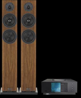 Pachet PROMO Audio Physic Classic 8 + Naim Uniti Atom