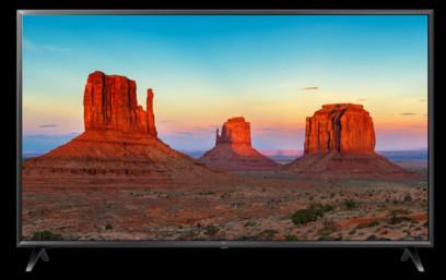 TV LG 55UK6100, LED 4K UHD, 139 cm