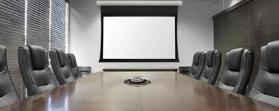 Ecran proiectie Projecta TENSIONED ELPRO CONCEPT RF - 16:10, panza HD Progressive 0.9 + telecomanda RF