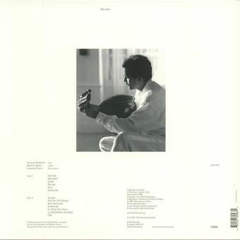 VINIL ECM Records Anouar Brahem: Barzakh