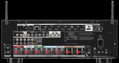 Receiver Denon AVR-X2400H