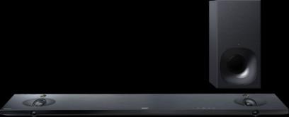 Sony Soundbar HT-NT5, Subwoofer Wireless, Bluetooth si NFC, 400W