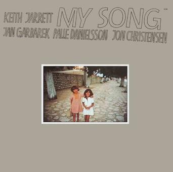 CD ECM Records Keith Jarrett: My Song