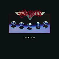 VINIL Universal Records Aerosmith: Rocks
