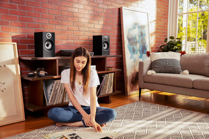 Boxe Bowers & Wilkins 607