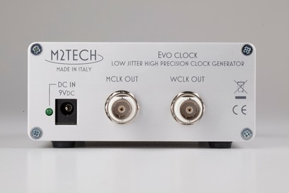 M2TECH Evo Clock