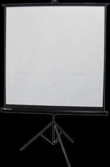 Ecran proiectie QWERTY Ecran tripod 200 x 200cm