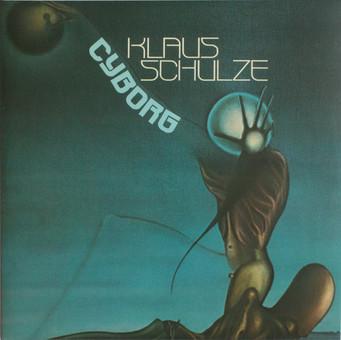 VINIL Universal Records Klaus Schulze - Cyborg