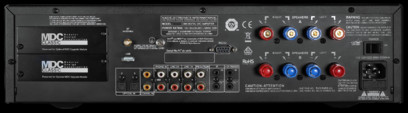 Amplificator NAD C 388 Hybrid Digital DAC Amplifier