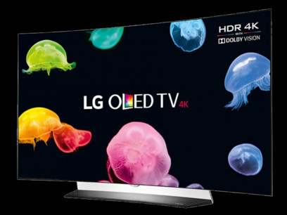 TV LG 55C6V