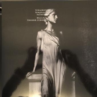 VINIL Universal Records Tchaikovsky: Symphony No.6 (MusicAeterna, Teodor Currentzis)