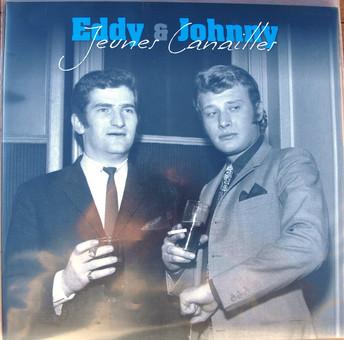 VINIL Universal Records Johnny Hallyday & Eddy Mitchell: Jeunes Canailles