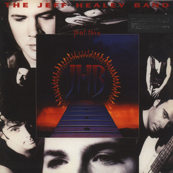VINIL Universal Records Jeff Healey - Feel This