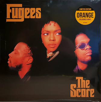 VINIL Universal Records Fugees - The Score