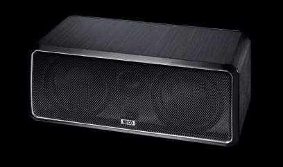 Boxe Heco Ambient 5.1 A Aluminium Black