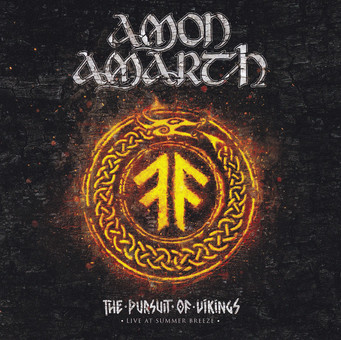 VINIL Universal Records Amon Amarth - The Pursuit Of Vikings (Live At Summer Breeze)