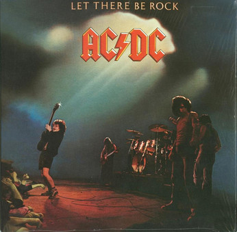 VINIL Universal Records AC/DC - Let There Be Rock (180g