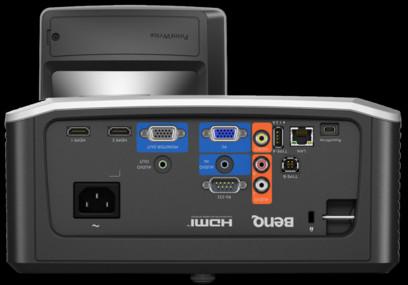 Videoproiector BenQ MW855UST+