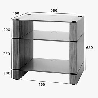 Blok Stax 300 XLP, sticla sablata