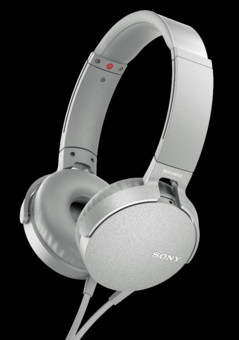 Sony - MDR-XB550AP + EXTRA 15% REDUCERE