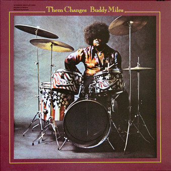 VINIL Universal Records Buddy Miles - Them Changes