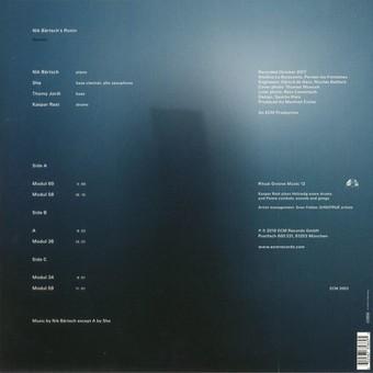 VINIL ECM Records Nik Bartsch's Ronin: AWASE