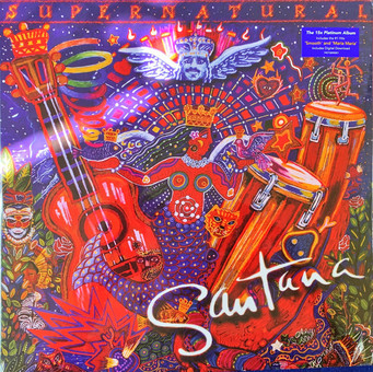 VINIL Universal Records Santana - Supernatural