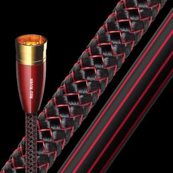 Cablu Audioquest Red River XLR