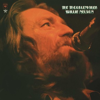 VINIL Universal Records Willie Nelson -The Troublemaker
