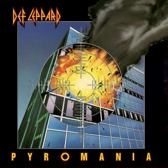VINIL Universal Records Def Leppard - Pyromania